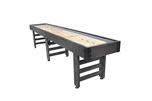 Playcraft Saybrook Midnight 12' Shuffleboard Table