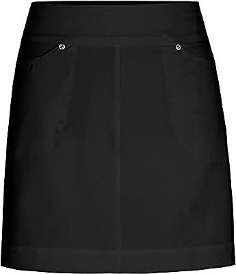 Tail Activewear Women's Milano Skort 8 Black