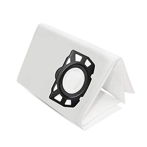 SANKUAI LT-Home, Staubfilter Filterbeutel for Karcher WD4 WD5 WD6 MV4 MV5 MV6 WD4000 - WD5999 Roboter-Staubsauger Ersatzteile # 2.863-006.0 (Größe : 6PCS)
