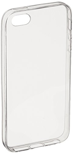 Generic Carrying Case for iPhone 5 5S - Non-Retail Packaging - Clear