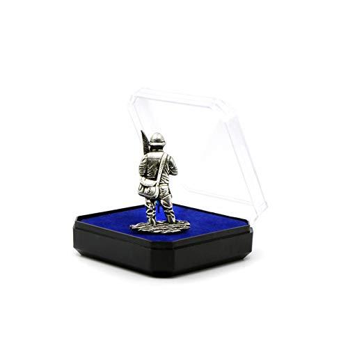 CamelRedBox Pin de solapa de peltre, accesorio para caza de animales y...