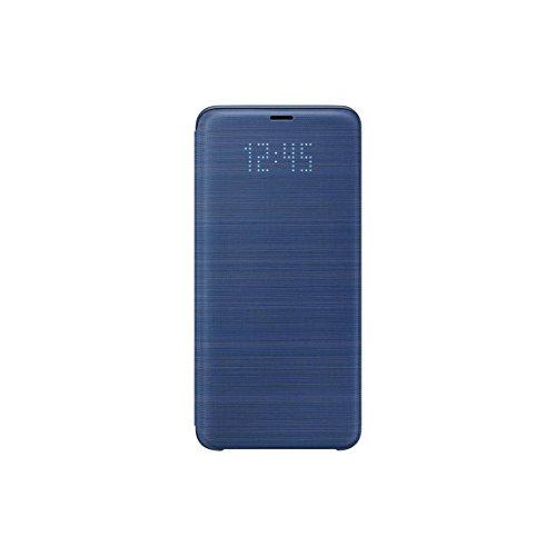 Samsung LED View Cover (EF-NG965) für das Galaxy S9+, Blau