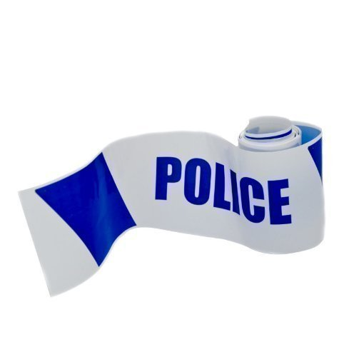 Red Herring Games Broma Policía Cinta 9m