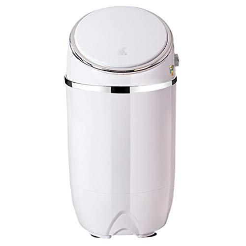 XXYJ Tragbare Waschmaschine und trockner 3.6kg Kapazität Waschmaschine, Haushalt Mini Mini Waschmaschine, Single Barrel halbautomatische Waschmaschine, energiesparende halbautomatische Waschmaschine