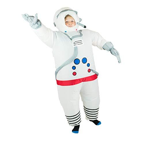 Bodysocks® Costume Gonfiabile da Astronauta per...