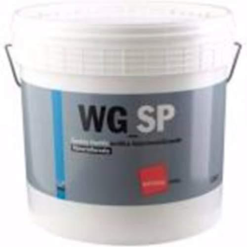 guaina liquida acrilica wg-sp fibrata calpestabile grigia lt. 5 gattocel