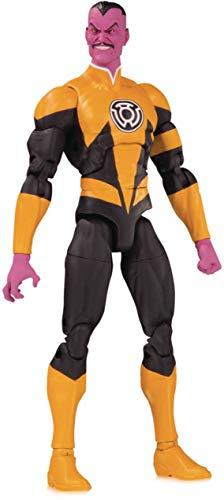 Sinestro Figura 18 cm DC Essentials...