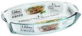 Outlet SALE Libbey Oval Translated Dish Bake