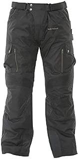 Frank Thomas Rally Textile Mens Motorcycle Trousers Black Short Leg J/&S 3XL