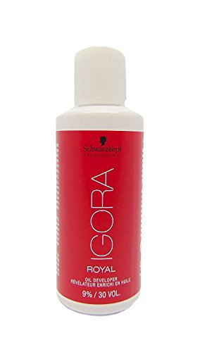 Schwarzkopf Igora Royal Mini Lotion Activatrice 9% 60 ml
