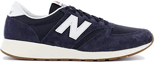 New Balance Unisex-Erwachsene MRL420-SQ-D Sneaker, Blau (dunkelblau/weiß dunkelblau/weiß), 44.5 EU