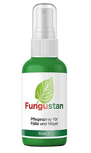 Fungustan - Das Original | Pflegespray für Fuß & Nagel - Hochdosiert - 50 ml, 1 Flasche (1)