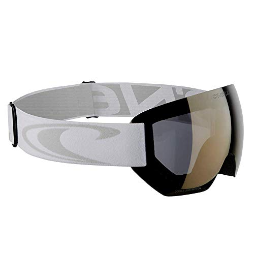 O'Neill Snow Goggles CORE | Weiß | Ski & Snowboard Brille | Hochwertige Qualität