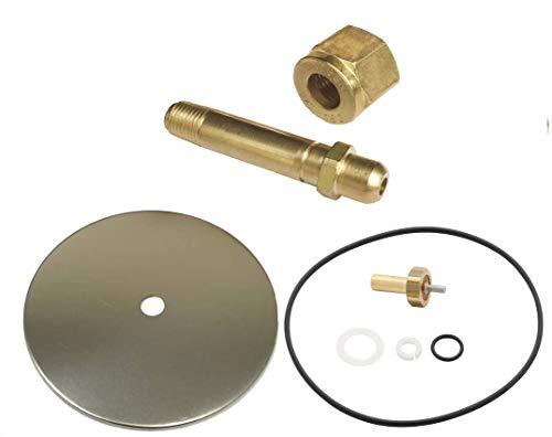 Victor SR450D Regulator Rebuild/Repair Parts Kit W/DIAPHRAGM & BOTTLE FITTINGS