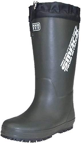 [ミツウマ] メンズ太型防寒長靴 スマック No.2005MU (LL(26.5〜27.0cm), OG)