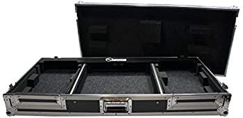 Harmony HCCDJDJM2KW Coffin Flight DJ Custom Case Compatible with Pioneer DJM-2000 & CDJ-2000