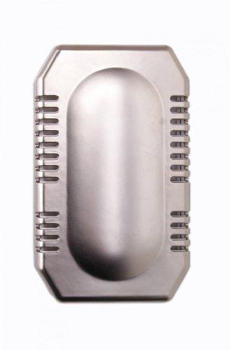 All Care 12939 MediQo-line Désodorisant en plastique aspect acier inoxydable