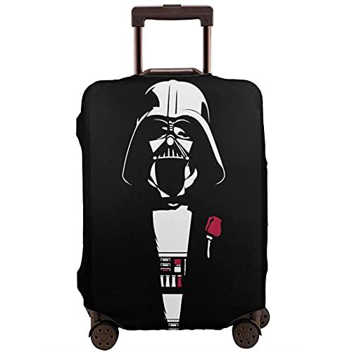 Darth Vader Baby Yoda Star The Wars Mandalorian Maleta Funda Protector Funda Lavable 3D Diseño 4 Tamaños para la mayoría de Equipaje Bolsa Protectora Cremallera