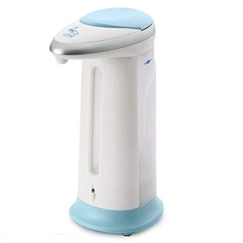 BTTNW HO Dispensador Automático De Jabón Desechable inducción de Limpieza automático dispensador de jabón for el hogar Hoteles Espuma dispensador de jabón (Color : White, Size : One Size)