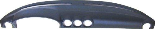 URO Parts DT107 Dash Cover, Black, without Climate Sensor