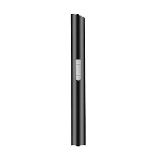 Maquinilla de afeitar de cejas, Frcolor Professional Mini ceja portátil Trimmer Body Shaver Maquinilla de afeitar eléctrica para mujeres Señoras (Negro)
