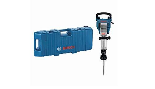 Bosch Professional GSH 16-28 - Martillo demoledor (41 J, Hex 28 mm, Vibration Control, en maletín con ruedas)