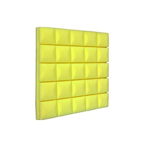 Fácil de instalar paneles acústicos, autoadhesivo Estudio de...