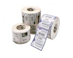 ZEBRA Z-Select 2000T, Etikettenrolle, Normalpapier, 70x32mm, Verpackungseinheit: 4 Stück (3007205-T)