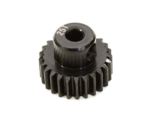 Integy RC Model Hop-ups C26827 Billet Machined 25T Pinion Gear for HPI 1/10 Jumpshot MT, SC & ST