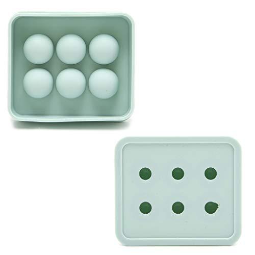KunmniZ Molde de silicona hecho a mano para hacer joyas, colgante de resina, herramienta de manualidades, para Pascua