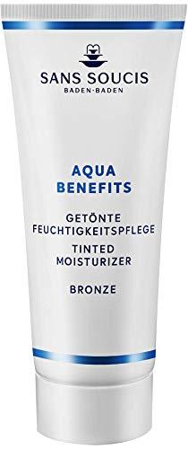 Sans Soucis Aqua Benefits - Getönte Tagespflege Bronze - 40 ml