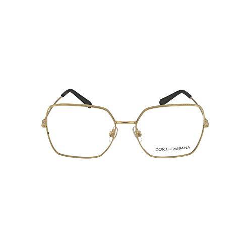 Dolce & Gabbana Occhiali da Vista SLIM DG 1323 GOLD 54/16/140 donna