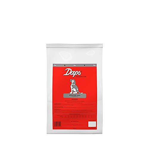 Daps Hundefutter Huhn mit Reis +glänzendes Fell | Klassik | Trockenfutter für Hunde | Extra hoher Fleischanteil 65% | 2.5kg Beutel