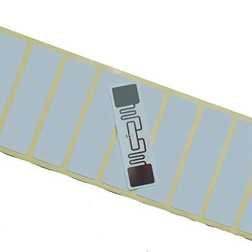 UHF USB-Schreibgerät mit 860-960 MHz Frequenz, kompatibel mit EPC C1G2 ISO 18000-6C, unterstützt Tastatur-Emulationsausgabe und Lesen von UHF-Tags wie Alien 9662, H3, H4, etc. 25 pcs UHF Tags