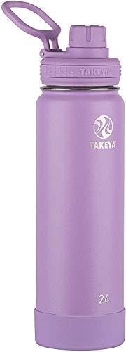Takeya Edelstahl-Flasche, 680 ml, Lila