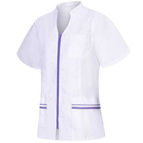 MISEMIYA - Casaca Camisa Camisetas Mujer