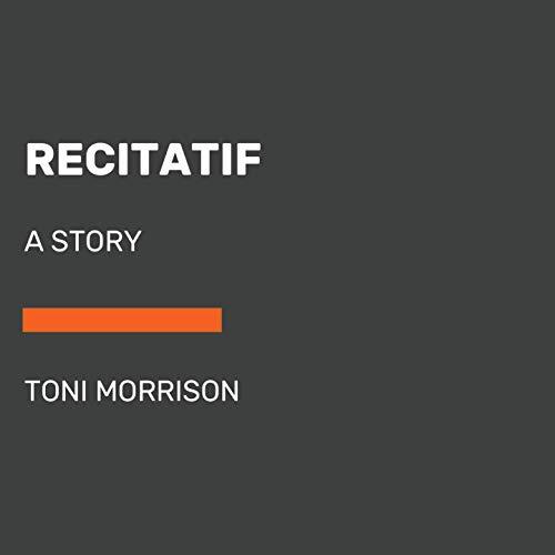 Recitatif Audiobook By Toni Morrison cover art