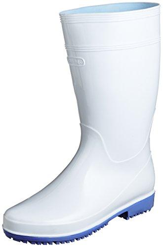 [マルゴ] 長靴 衛星 食品関連 先芯無し 耐油 耐滑 プロハークス 202 WH 29.0(29cm)