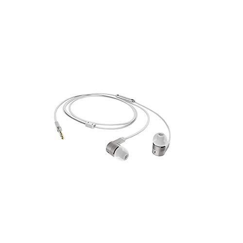 Huawei 22040267 In-Ear Bass Kopfhörer mit Mikrofon AM13 weiß - 3