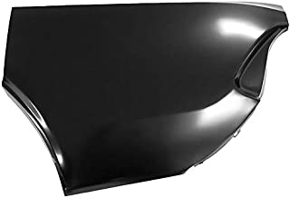 Auto Metal Direct 755-2570-1L - Driver Side Lower Quarter Panel Patch Rear Section