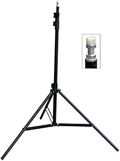 Flyfilms Portable Fold-able Umbrella Flash Light Stand Photo Video Studio Lighting Photography Stand- 8ft (FF-LS-HD)