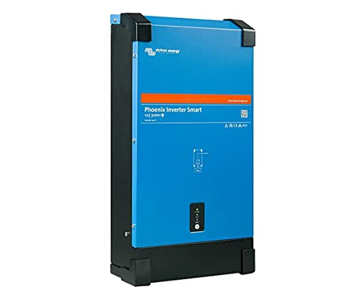 Inversor 24V 5000VA PHOENIX SMART Bluetooth Integrado | Instalaciones Energía Solar Profesional