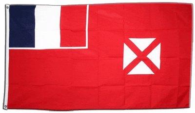 Flaggenfritze Fahne/Flagge Wallis und Futuna + gratis Sticker