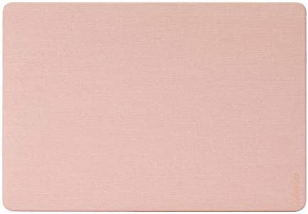 Incase Textured Hardshell in Woolenex for 16 inch MacBook Pro Blush Pink product image