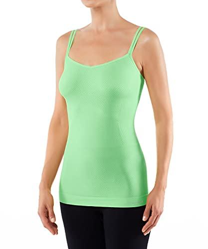 Falke Camiseta de Tirantes para Mujer, sin Mangas, de Fibra Funcional, 1 Unidad, Mujer, Top, 33242, After Eight, Extra-Small