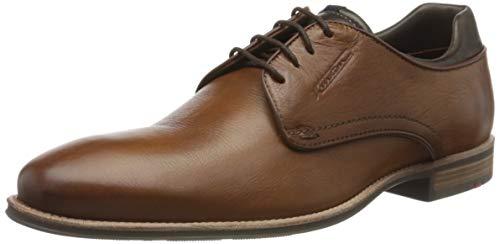 LLOYD Massimo, Zapatos de Cordones Derby Hombre, Braun Whisky T D Moro...