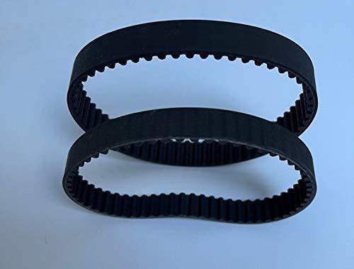 2-teiliger Zahnriemensatz für Gardena EVC 1000/30 / EVC1000/30