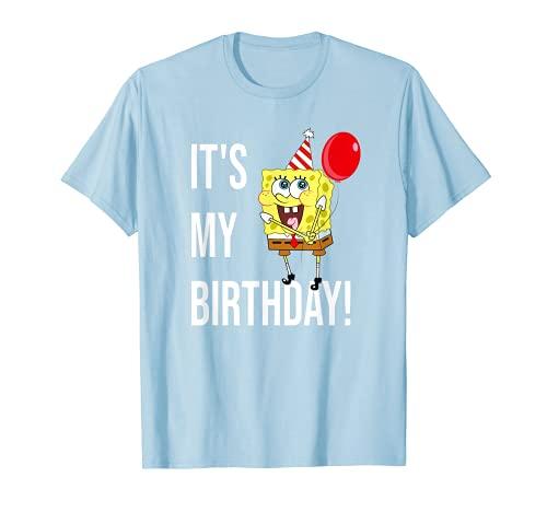 Mademark x SpongeBob SquarePants - SpongeBob - It's My Birthday!...