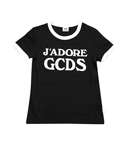 GCDS Mini T-Shirt Bambino Kids Girl Mod. 019461