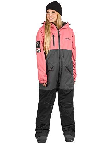 Oneskee Damen Snowboard Jacke Original Pro Overall